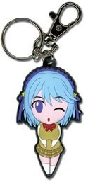 Rosario Vampire Kurumu SD PVC Key Chain