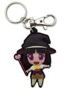 Rosario Vampire Yukari SD PVC Key Chain