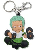 One Piece Zoro Key Chain