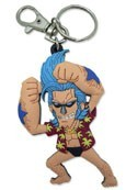 One Piece Franky Key Chain