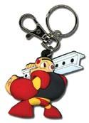 Megaman Guttsman SD PVC Key Chain