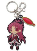 Puella Magi Madoka Magica Kyoko PVC Key Chain