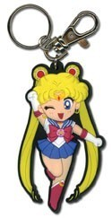 Sailor Moon SD Sailormoon Rubber Key Chain