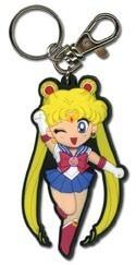 Sailor Moon SD Sailormoon Rubber Key Chain