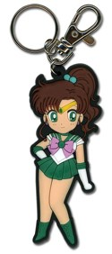 Sailor Moon Sailor Jupiter PVC Key Chain