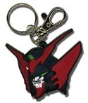 Gundam Wing Epyon Head PVC Key Chain