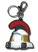 Gundam Wing Tallgeese Head PVC Key Chain