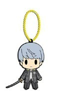 Persona 4 Yuu The Protagonist Rubber Key Chain D4 Vol. 1