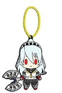 Persona 4  Labrys Red Eyes Rubber Key Chain D4 Vol. 1