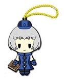 Persona 3 Elizabeth Rubber Key Chain D4 Vol. 2