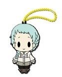 Persona 4 Fuuka Yamagishi Rubber Key Chain D4 Vol. 2