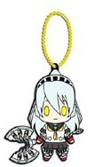 Persona 4  Labrys Gold Eyes Rubber Key Chain D4 Vol. 2