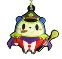 Persona 4  Teddy Conductor Rubber Key Chain D4 Vol. 1