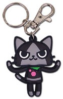 Monster Hunter Airou Merorou PVC Key Chain