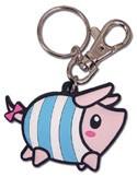 Monster Hunter Poogie Pig PVC Key Chain