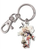 Kan Colle Shimakaze Metal Key Chain