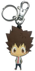 Hitman Reborn Tsuna SD PVC Key Chain