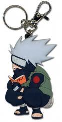 Naruto SD Kakashi Squatting