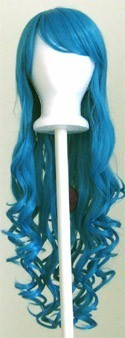 Ayumi - Peacock Blue