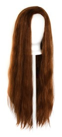 Majo (Long) - Auburn Brown