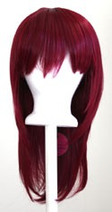 Mizuki - Burgundy Red