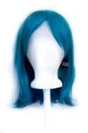 Shinobu - Turquoise Blue