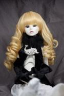 Doll Wig Kasumi - Golden Blonde