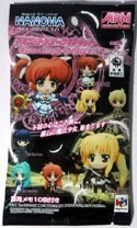 Magical Girl Lyrical Nanoha the Movie 1st Trading Magnet (1 pc)