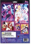 Panty and Stocking Sheet of Magnets