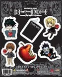 Death Note SD Art Collection Magnet Set