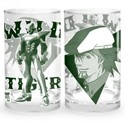 Tiger and Bunny Kotetsu / Tiger Glass Cup