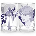 Tiger and Bunny Keith / Sky High Glass Cup