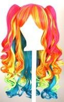 Meiko - Neon Rainbow Mixed Blend