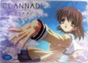 Clannad Nagisa Foam Mouse Pad