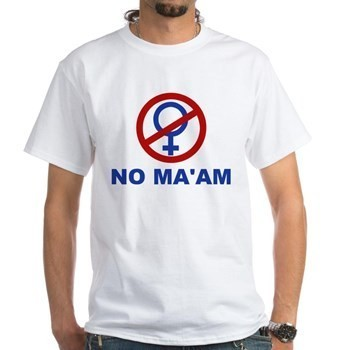Married with Children No Ma'am T-Shirt Men's