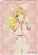Card Captor Sakura PJ Manga Pencil Board