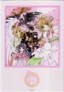 CLAMP in Wonderland Pencil Board