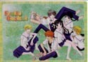 Fruits Basket Manga Grass Pencil Board