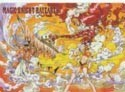 Magic Knight Rayearth Chizeta Pencil Board