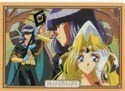 Slayers Try Xellos and Filia Pencil Board