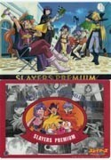 Slayers Movie Group Pencil Board