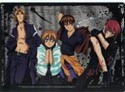 Weiss Kreuz Taking Off Clothes Pencil Board