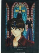 Weiss Kreuz Ken Pencil Board