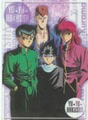 Yu Yu Hakusho Foursome Pencil Board