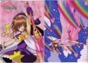 Card Captor Sakura Pink Movie Pencil Board