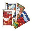 Inu Yasha Poker Cards