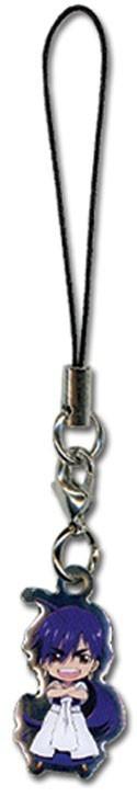 Magi Sinbad Metal Charm Phone Strap