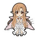 Sword Art Online Asuna Elf Ver. Rubber Phone Strap