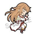 Sword Art Online Asuna Sleeping Rubber Phone Strap