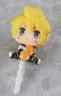 Vocaloid Kagamine Len Phone Topper Mascot Accessory